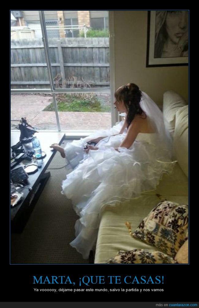 casar,frkis,llega tarde,novias,salvo y nos vamos