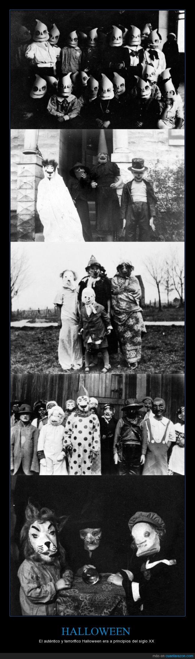 bruja,disfraz,Halloween,león,miedo,siglo xx,traje
