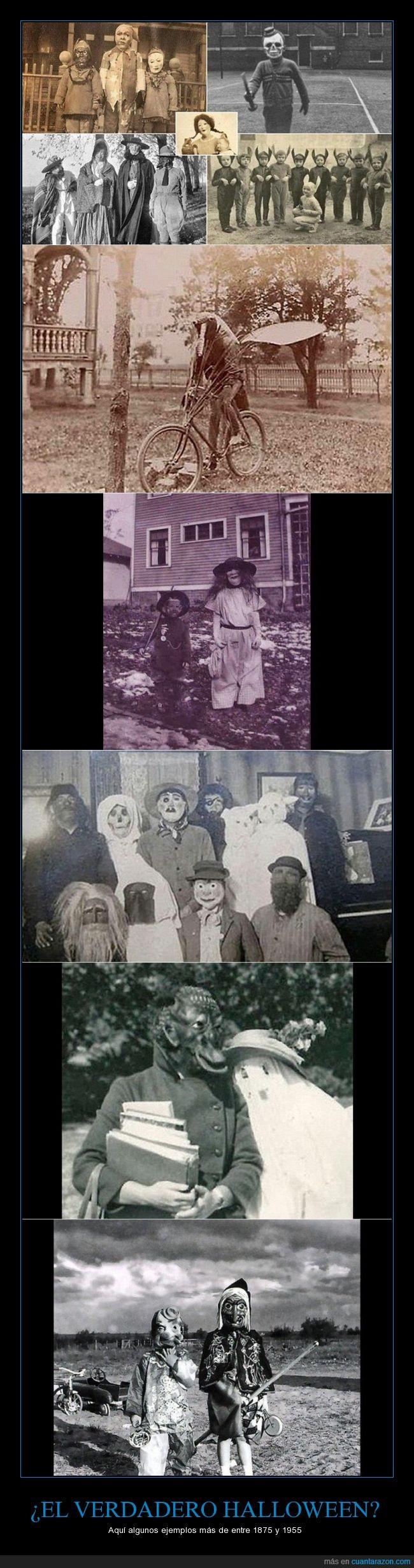 disfraces,Halloween,ingenio,Originales,tradición,trajes