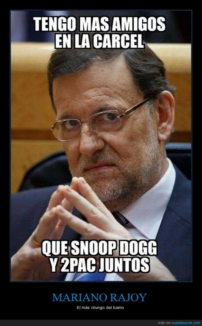 Actualidad,amigos,cárcel,condenado,corrupto,Rajoy