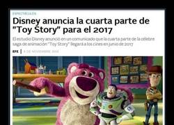Enlace a TOY STORY 4