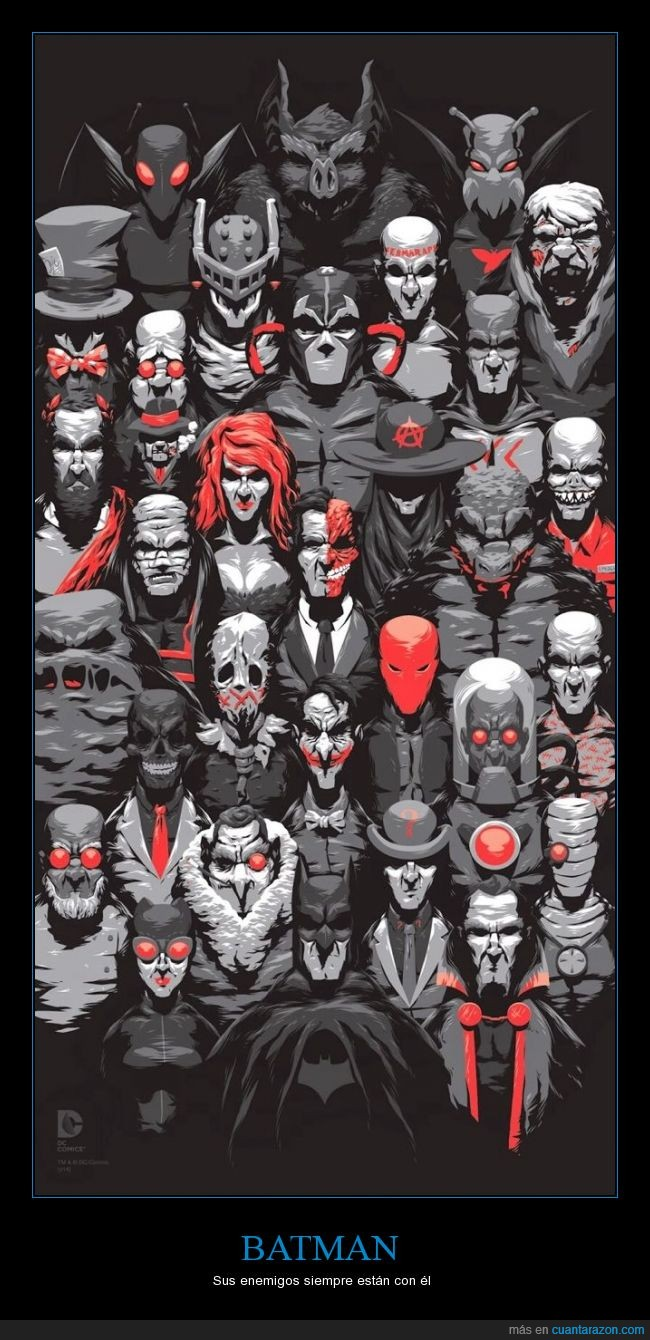 Anarky,Bane,Batman,Black Mask,Calender man,Catman,Catwoman,Clayface,Deadshot,Firefly,Great White Shark,Hugo Strange,Joker,Killer Croc,Killer Moth,Mad Hatter,Manbat,Maxie Zeus,Mr. Freeze,Penguin,Poison Ivy,Prometheus,Ras Al Ghul,Redhood Victor Zsasz Hush,Riddler,Scarecrow,Solomon Grundy,Two Face,Ventriloquist