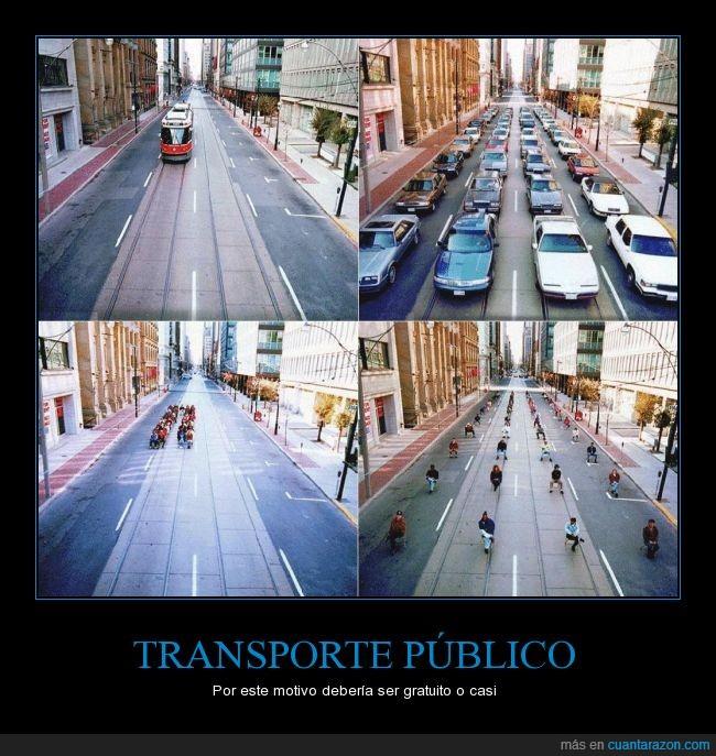 coches,descongestiona,gente,gratis,trafico,TRANSPORTE PÚBLICO