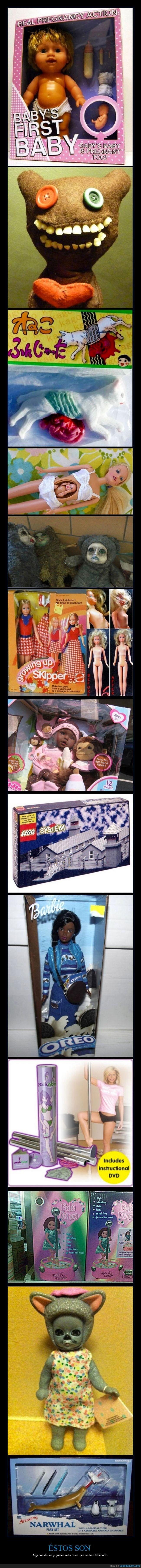 barra,controvertido,jueguetes,polemicos,raro es poco,raros,toys