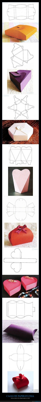 arte,caja,crear,origami,papel,papiroflexia,regalo