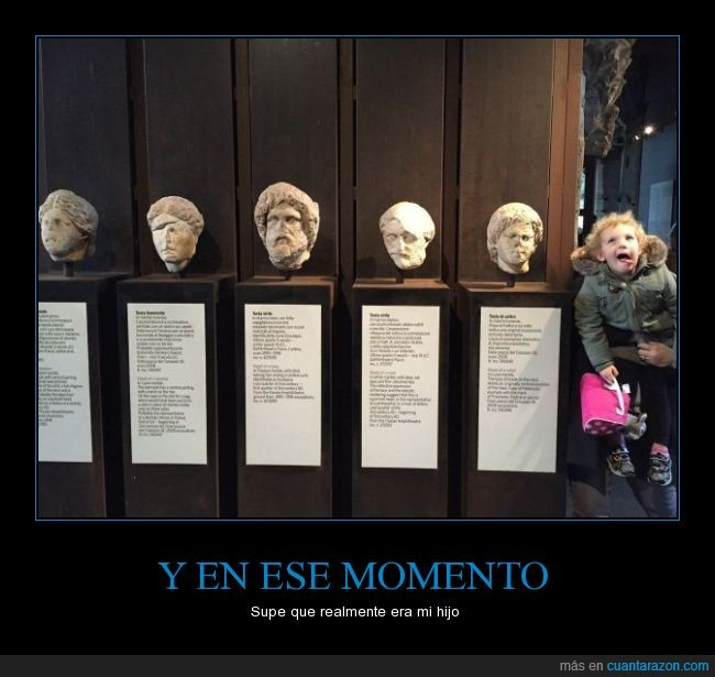 cara,careto,escultura,grecia,griego,museo,niño,payaso,poner,roma,romano