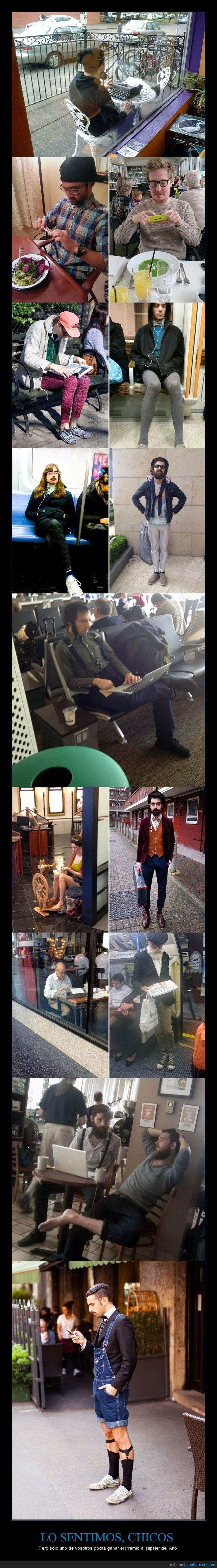 chico,escribir,hipster,maquina,modernos,ropa,se pasan,vaya pintas