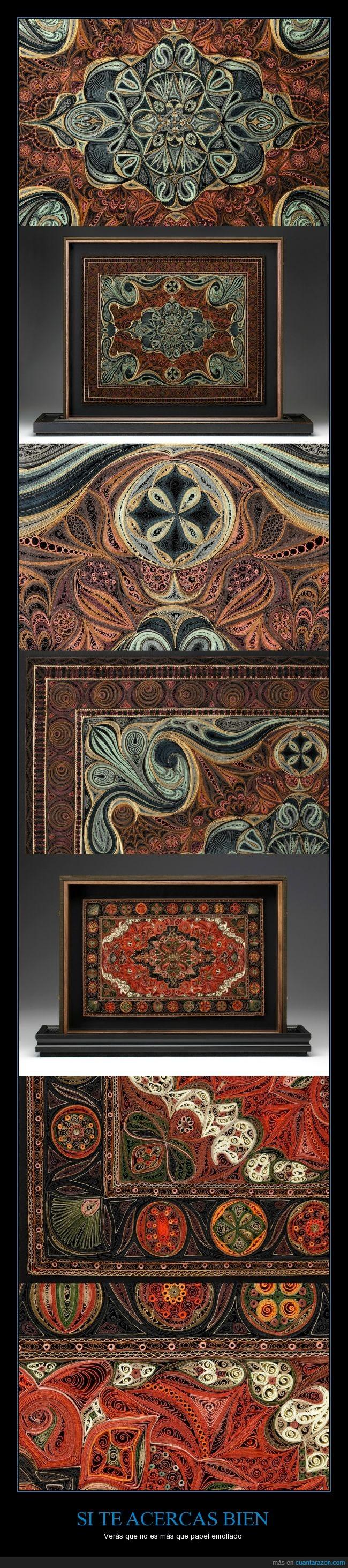 arte,crear,doblar,enrollado,enrollar,estampado,Lisa Nilsson,Nelsson,rulo,tapiz