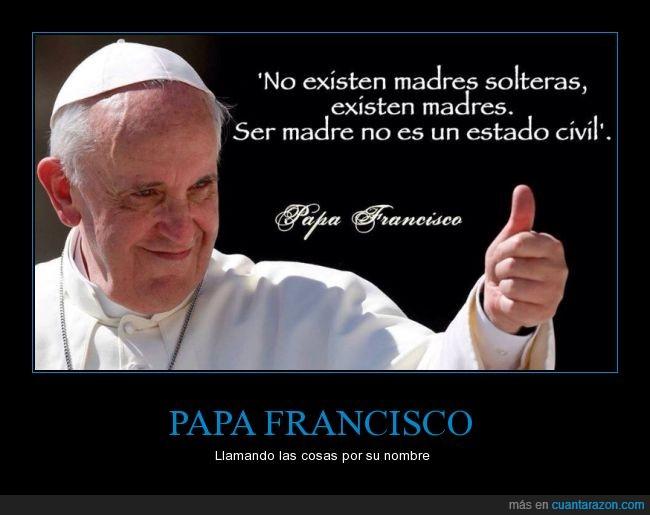 católicos,cura,madres,papa,pontífice,reflexión,religión,roma,verdades