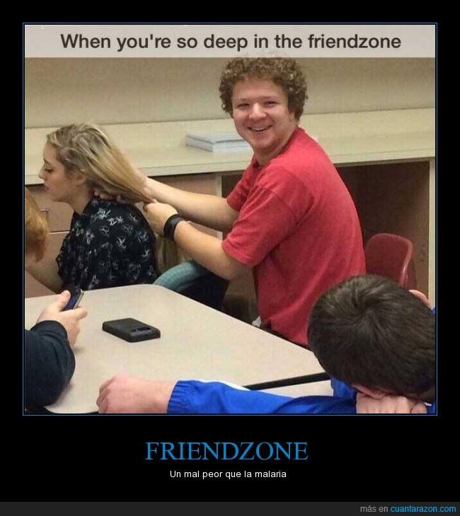 amigos,Friendzone,pelo,trenza
