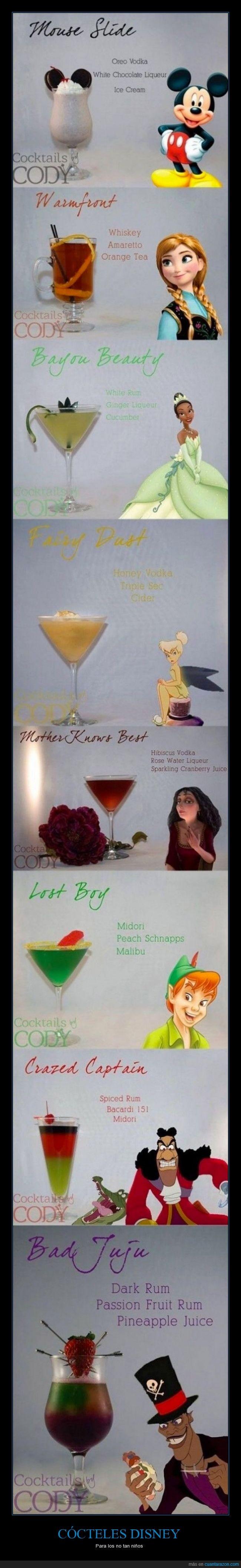 alcohol,bebida,cocktail,cóctel,Cody Winfrey,combinado,disney,inspirado,scar