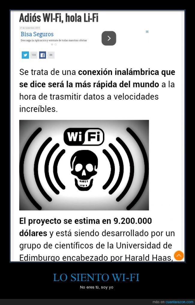 conexion,internet,li-fi,lifi,mejor,rapida,wi-fi,wifi