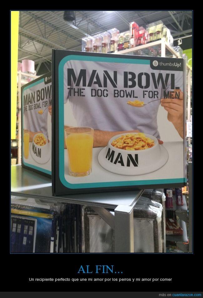 bestialidad,Hombre,MAN,masculinidad,parece para perros pero NO,recipiente,traste