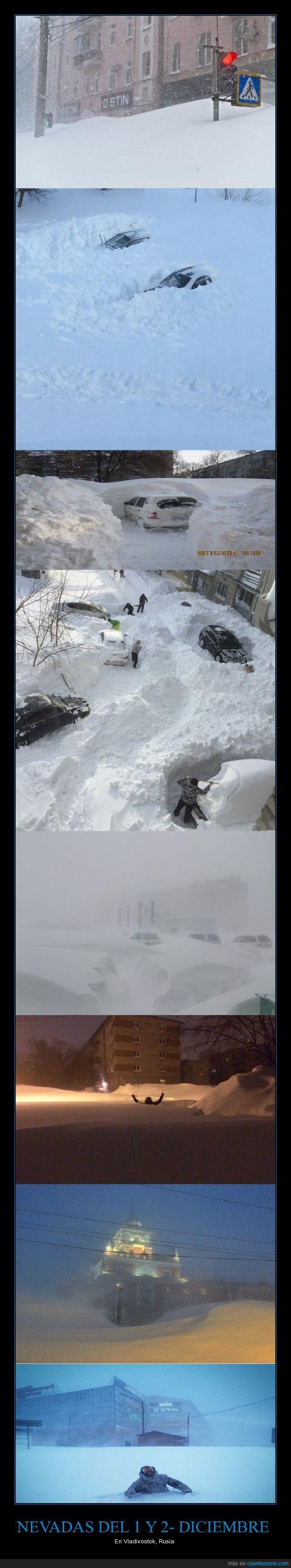 helada,Khabarovsk,nevada,nieve,Rusia,Vladivostok