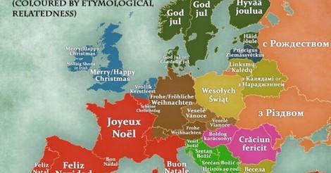 Como Decir Feliz Navidad En Holandes.Cuanta Razon Feliz Navidad
