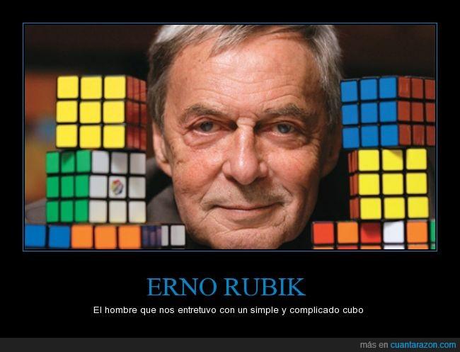40 aniversario,cubo,cubo rubik,erno rubik,rubik