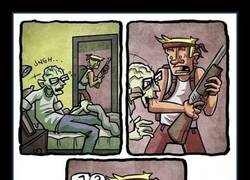 Enlace a ZOMBIES ANCIANOS
