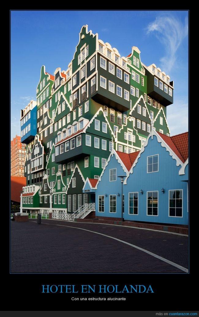 arquitectura,bonito,casa,colores,hotel,reddit,tejado,Zaandam