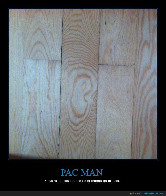 dibujo,madera,marca,pac man,pac-man,pacman,parque,parquet