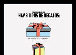 Enlace a Los regalos que recibimos