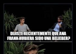 Enlace a Zach Galifianakis deja a Justin Bieber en pañales tras su respuesta