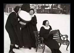Enlace a Las monjas no son tan santas como parece...