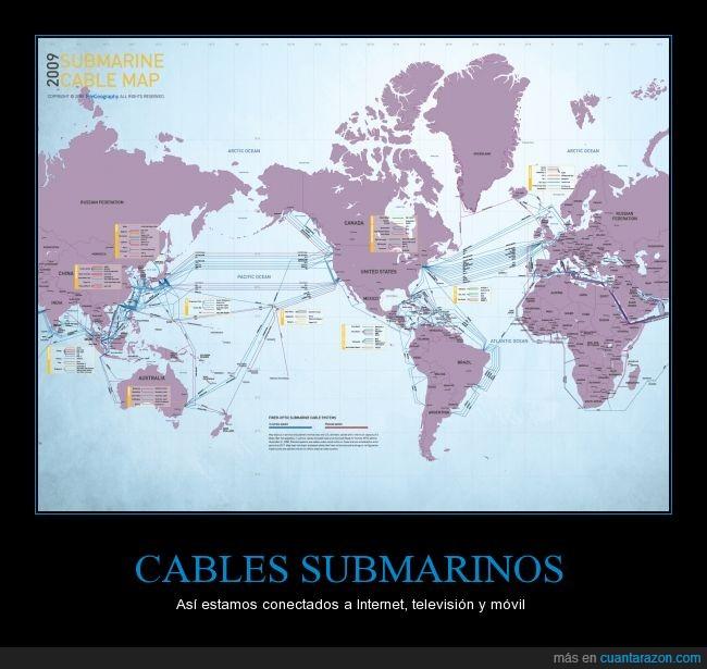cable,cables submarinos,fibra óptica,Imagen en hd http://goo.gl/OAJpwP,Internet,mar,océano,telefonía,televisión