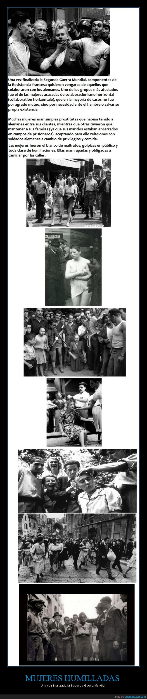 2gm,alemanes,avergonzar,golpeadas,guerra,mujeres,mundial,segunda guerra mundial,vergüenza