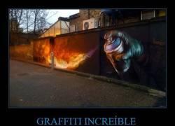 Enlace a GRAFFITI INCREÍBLE