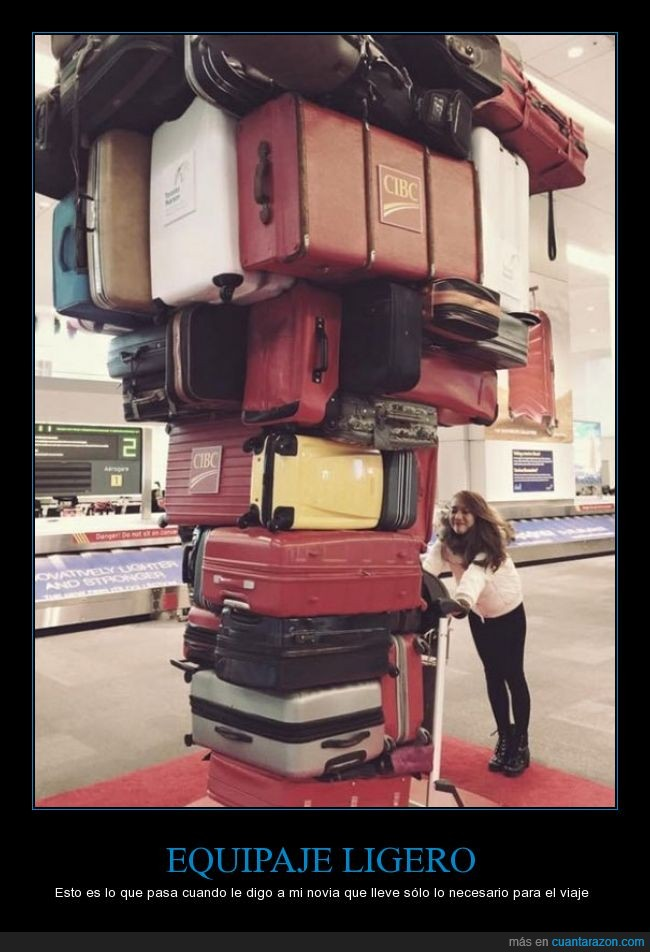 aeropuerto,carrito,equipaje,llevar,maleta,montaña,muchas,novia,pareja,viaje