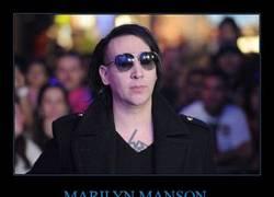 Enlace a MARILYN MANSON