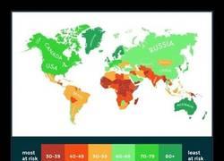 Enlace a En África en cambio lo tienen bastante crudo...