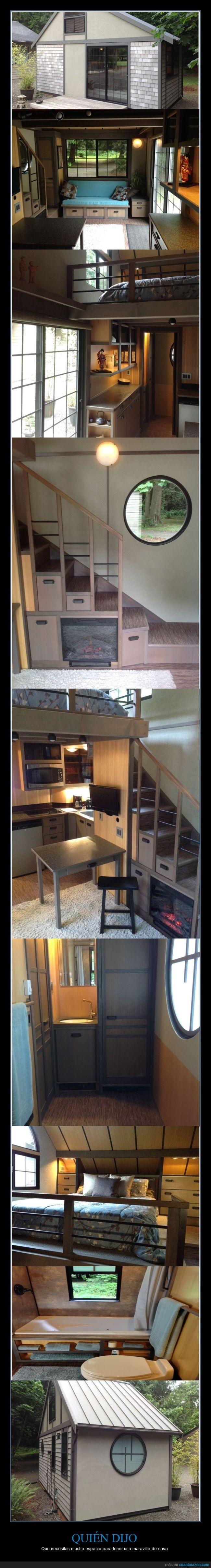 cabaña,casa,diseñador,espacio,maravilla,pequeño,reducido,yo quiero una casa asi