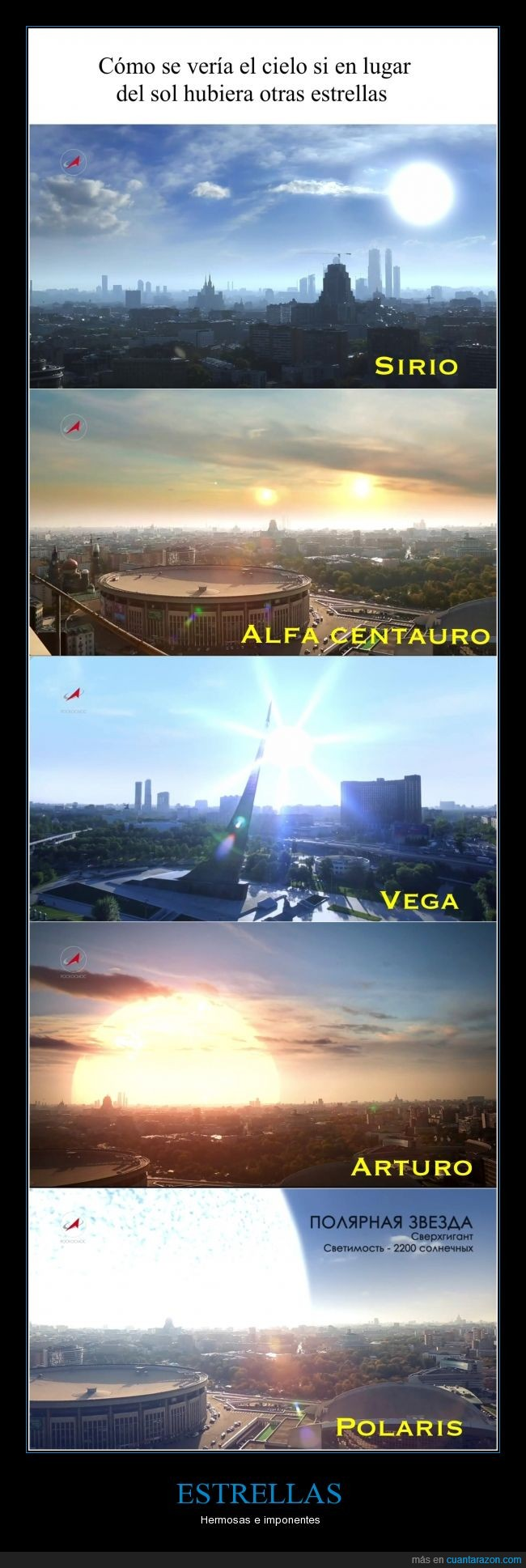 alfa centauri,alfa centauro,arturo,cielo,ciudad,diferente,estrellas,polaris,roscosmos,simulación,sirio,universo,vega