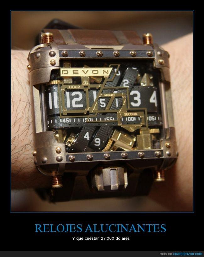 caros,cuadrado,dia,diseño,dolares,hora,relojes,steampunk