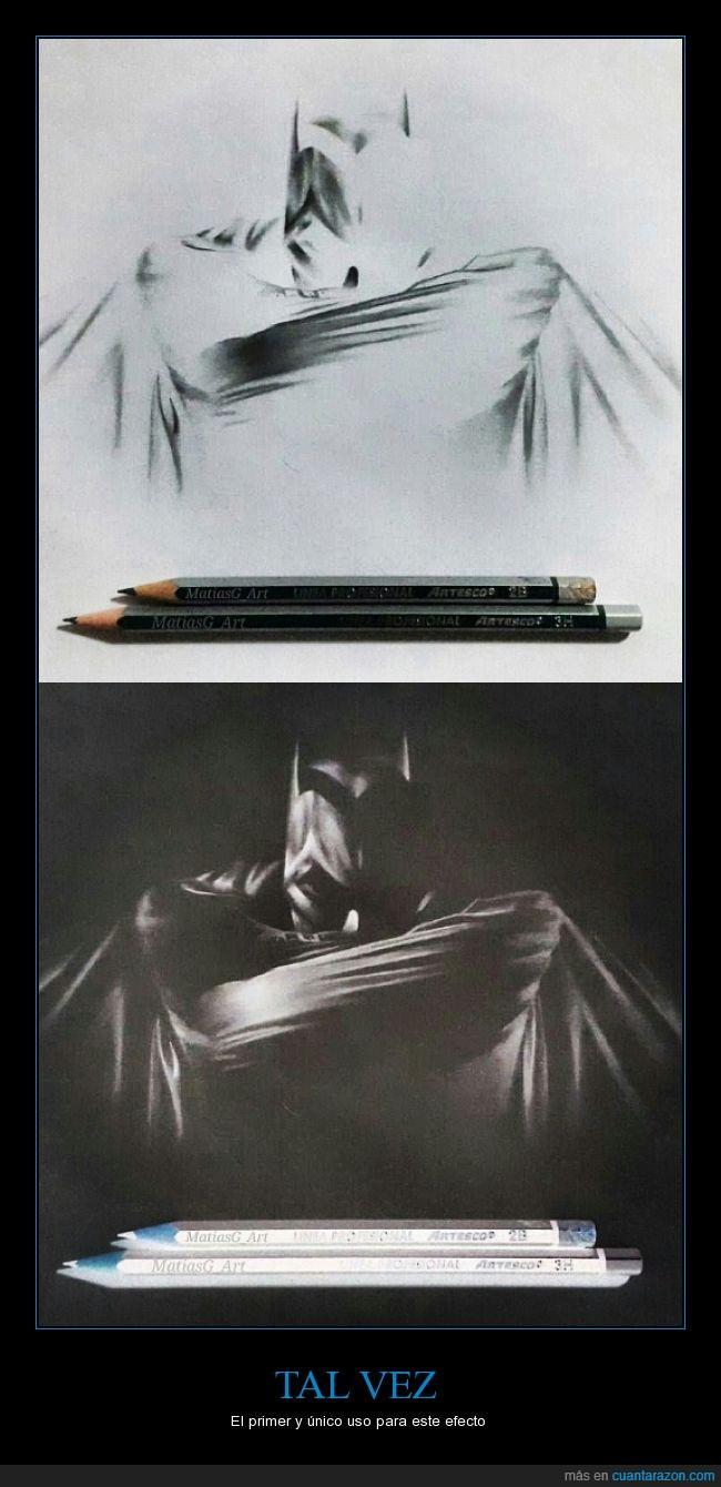 batman,creativo,dibujo,efecto,negativo
