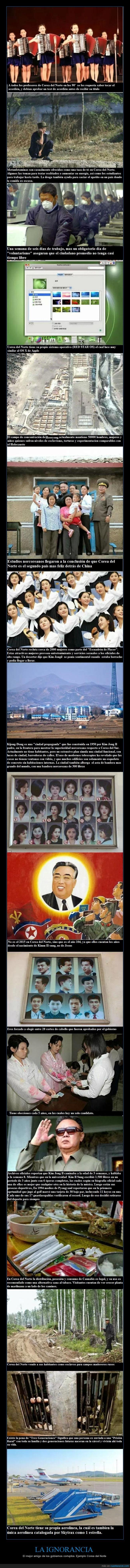 corea,corruptos,dictadura,familias,gobiernos,ignorancia,korea del norte,mentiras