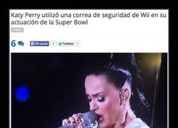 Enlace a Katy Perry, nintendera de pura cepa