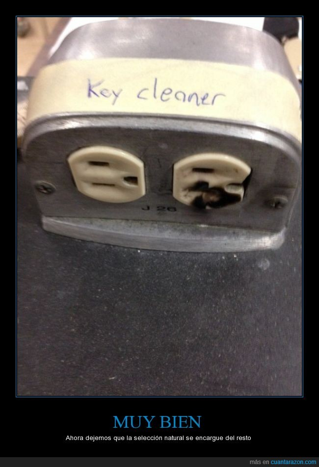 electricidad,enchufe,inteligente,key cleaner,limpiar,llave,natural,seleccion,tonto
