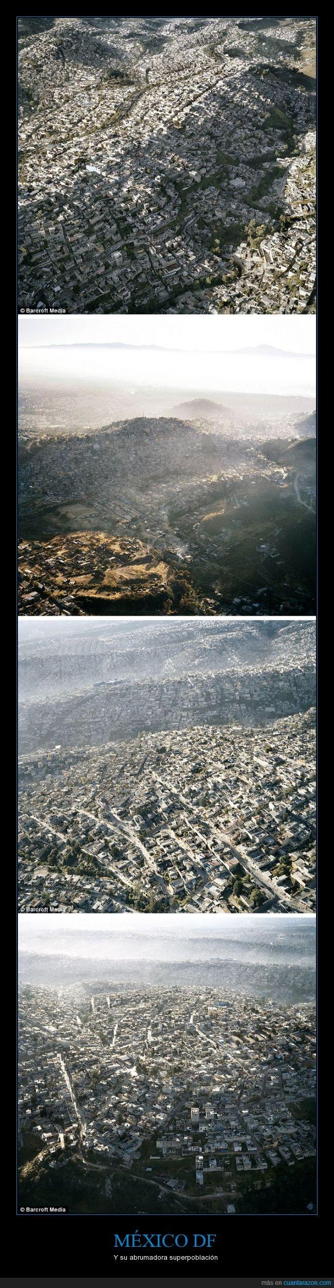 aéreo,el hombre gana a la naturaleza,grande,sobrepoblación,tamaño,valle