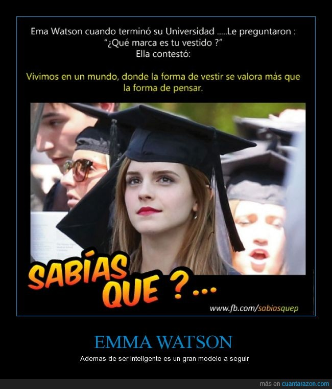 Emma Watson,estudiar,graduacion,Hermione,inteligente,marca,universidad,vestido