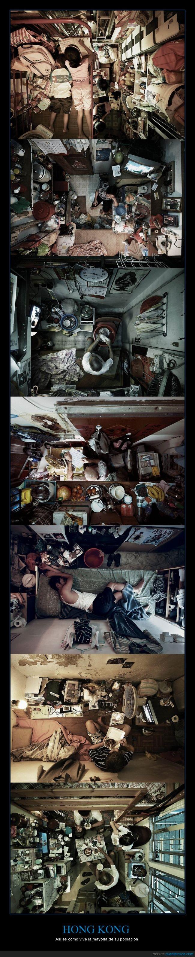 benny lam,casa,china,dura vida,espacio,habitación,no tienen muchos,pequeño,poco espacio,Society for Community Organization,vivienda cara