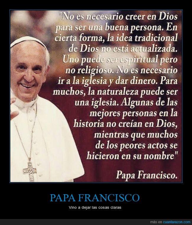 acto,amor,bien,Dios,Francisco,iglesia,mal,mejor,papa,personas