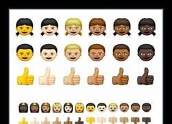 Enlace a ¿¡¿Emojis para todas las etnias?!?