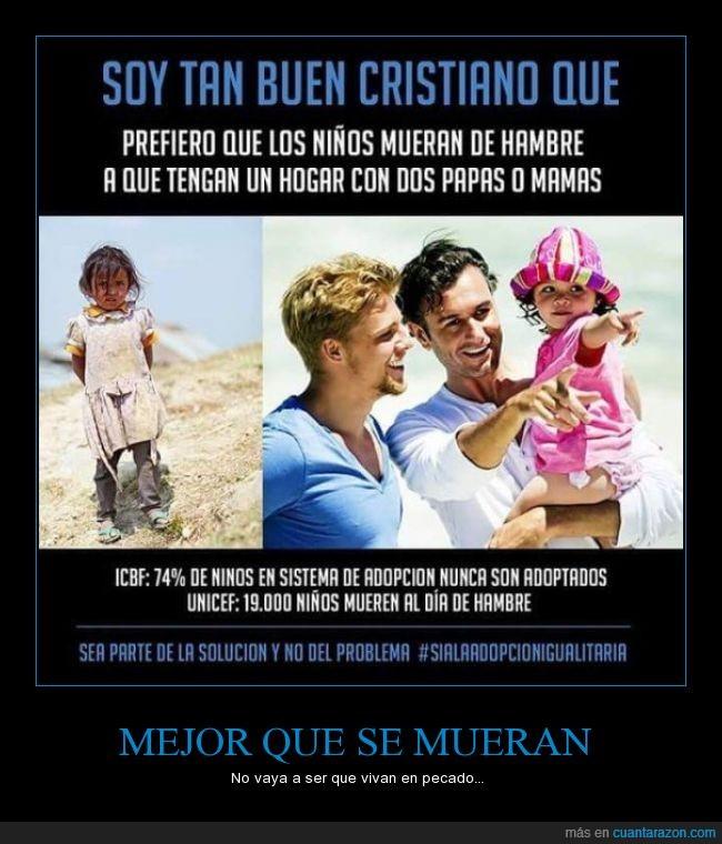 adopcion,adoptar,hambre,hetero,hombre,igualitaria,niña adopción,niño,pareja,sistema,unicef