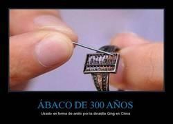 Enlace a ÁBACO DE 300 AÑOS
