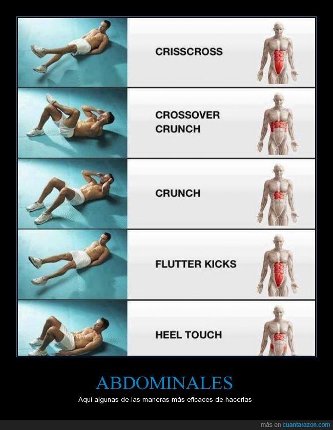 a ponerse en forma,abdomen fuerte,abdominales,ejercicio,maneras,salud