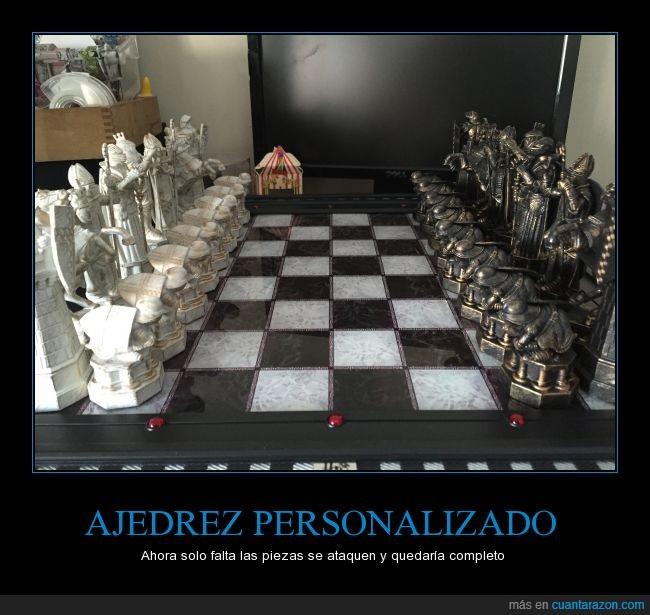 ajedrez,colección,harry potter,Harry Potter y la piedra filosofal,necesitan un Ron