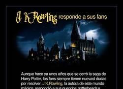 Enlace a Todos los enigmas sin resolver de Harry Potter, por fin contestados