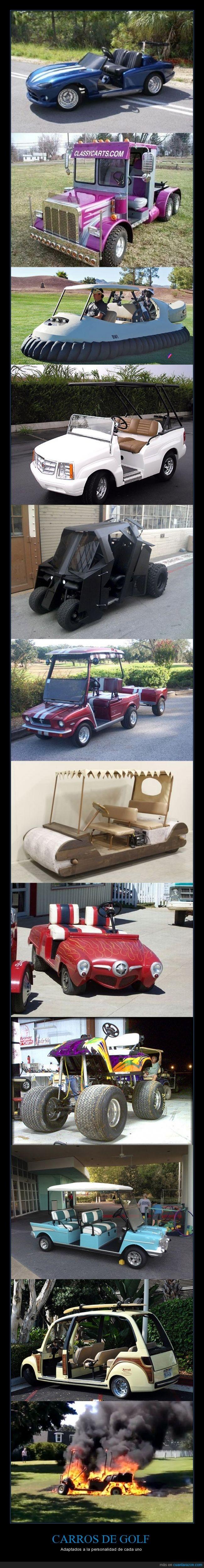 carritos,cochecito,diseños,fuego,ghost ride le gusta el cartel,golf,llamas,personalizados